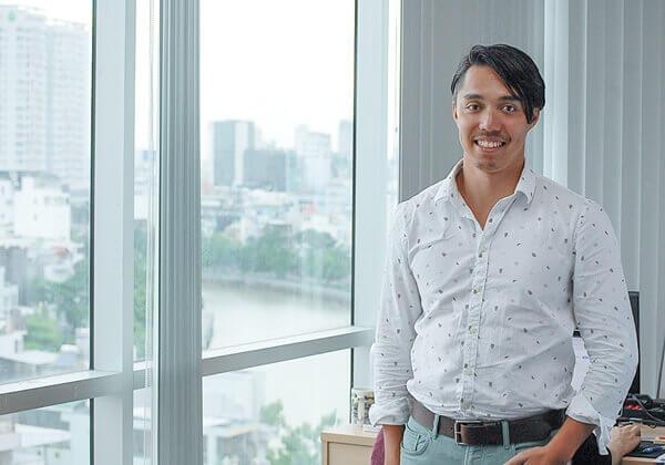 一時帰宅もOK?20代支社長のベトナム式マネジメント術と挑戦